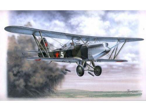 Special Hobby Polikarpov R-Z Red Army 1:72 (72055)