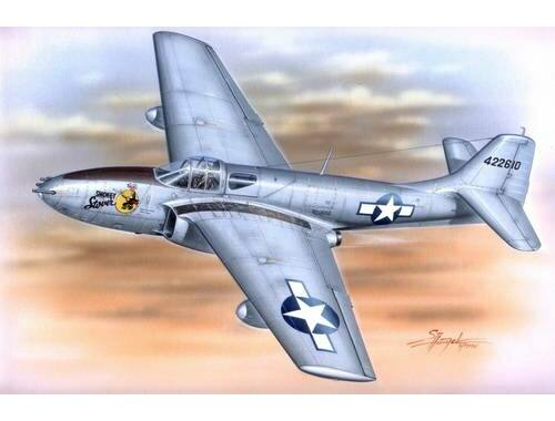 Special Hobby Bell P-59 A/B Airacomet 1:72 (72058)