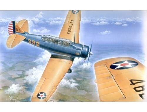 Special Hobby North American BT-9/NJ-1 Trainer-Version 1:72 (72069)