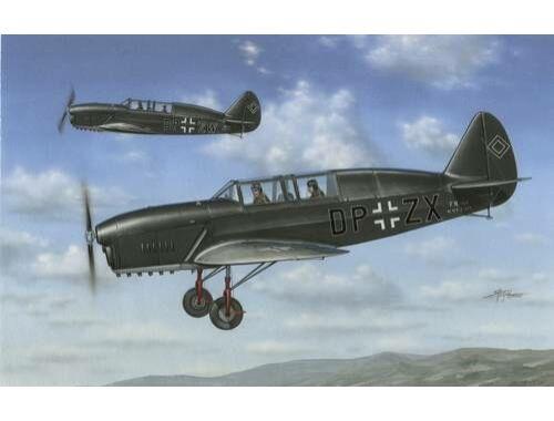 Special Hobby Nadri F.N.305 Luftwaffe adn Royal Hungarian AF 1:72 (72088)