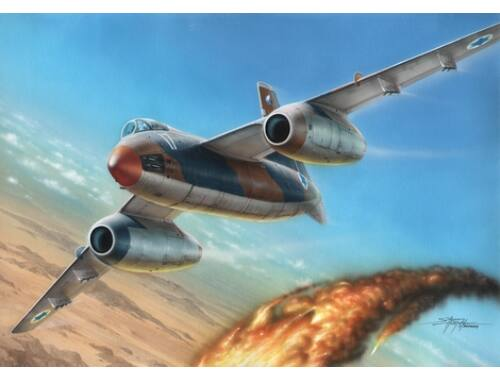 "Special Hobby Vautour IIA ""IDF Attack Bomber"" 1:72 (72096)"