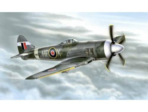 Special Hobby Hawker Tempest Mk. II in RAF Service 1:72 (72103)