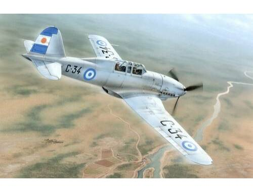 Special Hobby Fiat G.55B 1:72 (72104)