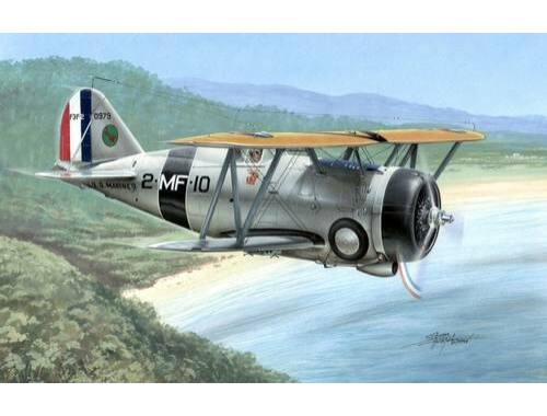 Special Hobby F3F-2 Flying Barrel 1:72 (72106)