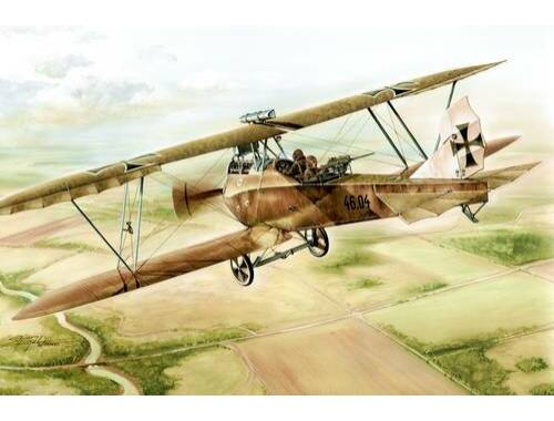Special Hobby Lloyd C.V serie 46 K. u K. Reconnaissance Biplane 1:72 (72119)