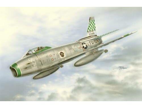 Special Hobby F-86H Sabre Hog 1:72 (72120)