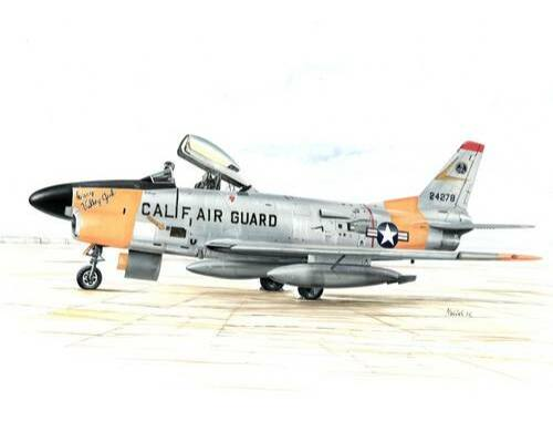 Special Hobby F-86L 1:72 (72144)