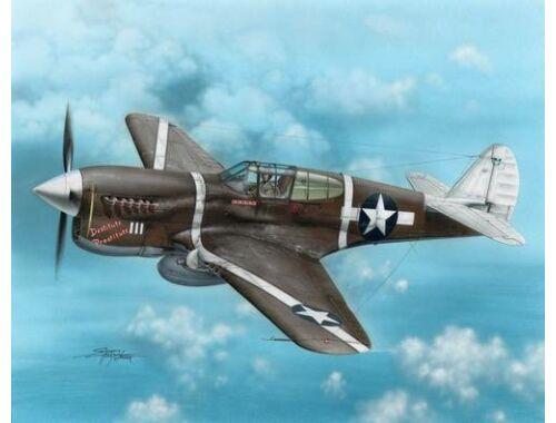 """Special Hobby P-40F Warhawk """"Guadalcanal Hawks"""" 1:72 (72149)"""
