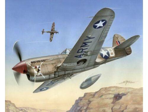 Special Hobby P-40F Warhawk Merlin-powered 1:72 (72155)