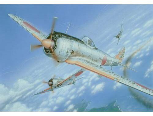 Special Hobby Nakajima Ki-43-II Ko Hajabusa / Oscar 1:72 (72170)