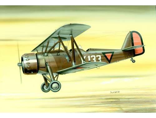 Special Hobby Koolhoven FK-51 'Netherlands East Indies Air Force' 1:72 (72175)