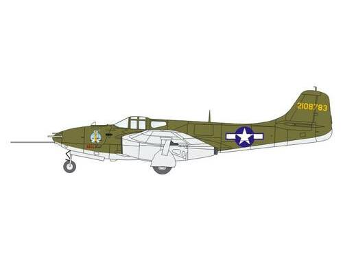 """Special Hobby Bell P-59 """"Two Seater"""" 1:72 (72188)"""