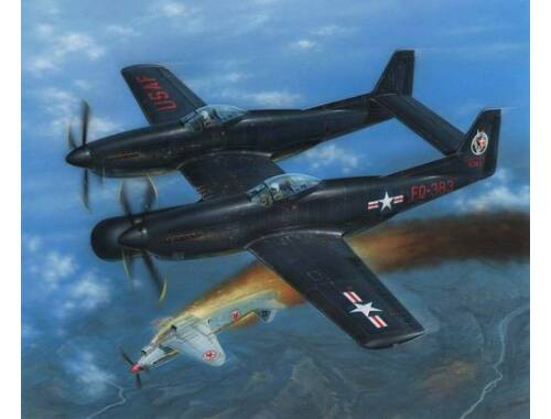 Special Hobby F-82G Twin Mustang 1:72 (72200)