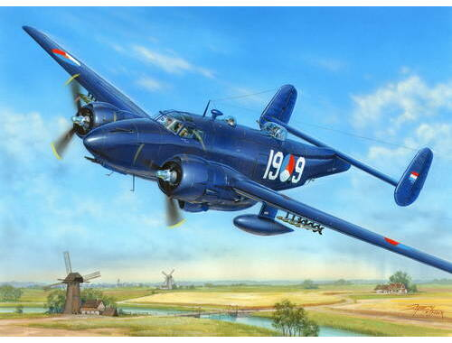 "Special Hobby PV-2 Harpoon ""Post War Service"" 1:72 (72213)"