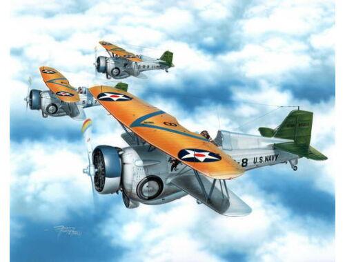 Special Hobby BF2C-1 Hawk III US NAVY Fighter-Bomber 1:72 (72222)