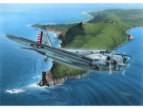 "Special Hobby B-18A Bolo ""At War"" 1:72 (72228)"