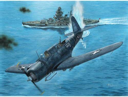 "Special Hobby SB2U-3 Vindicator ""Marines Go To War"" 1:72 (72264)"