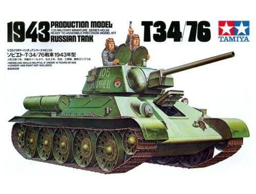 Tamiya T-34/76 1942/43 1:35 (35059)