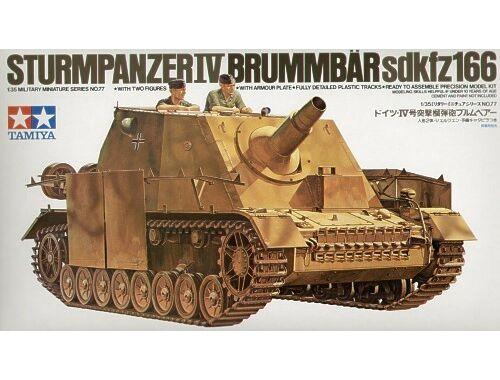 Tamiya WWII Ger. S Tank Brummbaer 1:35 (35077)