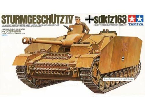 Tamiya Sd.Kfz.163 Sturmgeschütz IV 1:35 (35087)