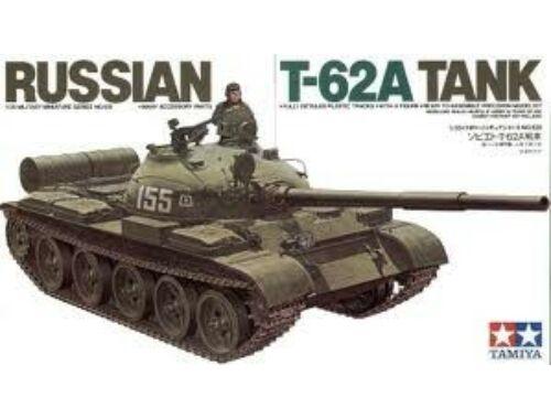 Tamiya Soviet T-62A 1:35 (35108)