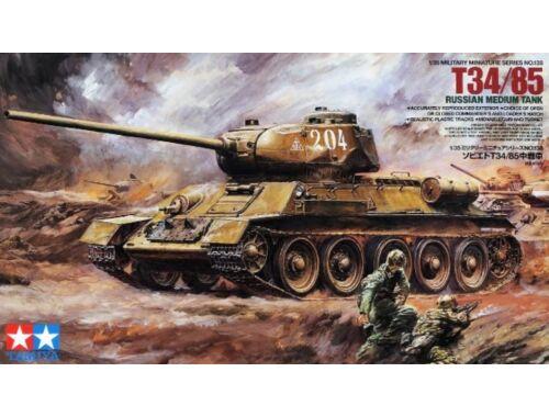 Tamiya Russian Tank T-34/85 1:35 (35138)