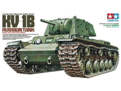 Tamiya Russian Tank KV-1B 1:35 (35142)
