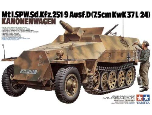 Tamiya Sd.Kfz. 251/9 Ausf.D w. KwK 37L 1:35 (35147)