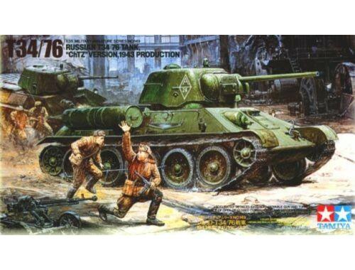 Tamiya T-34/76 ChTZ 1943 1:35 (35149)