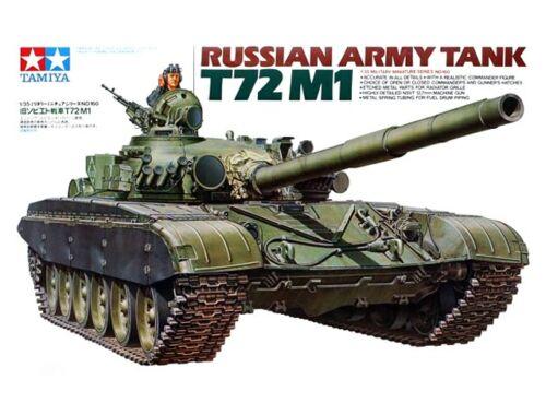 Tamiya Russian T-72M1 1:35 (35160)