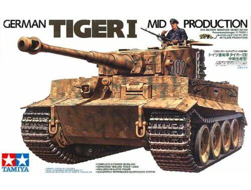 Tamiya Sd.Kfz.181 Tiger I Mid.Prod. 1:35 (35194)