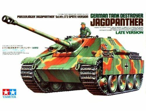 Tamiya SdKfz.173 Jagdpanther Late 1:35 (35203)