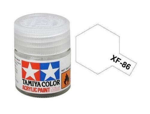 Tamiya AcrMini XF-86 Flat Clear (81786)
