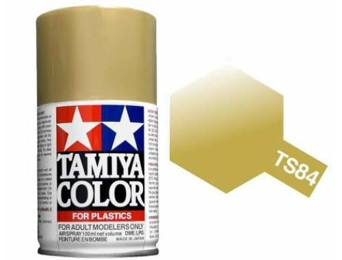Tamiya TS-84 Metallic Gold Gloss 100ml (85084)