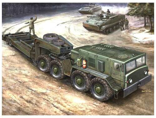 Trumpeter MAZ-537G Late Production 1:35 (212)