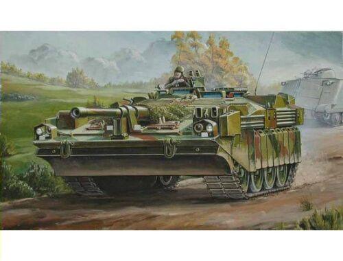 Trumpeter Schwedischer Schwerer Panzer Strv 103C 1:35 (00310)