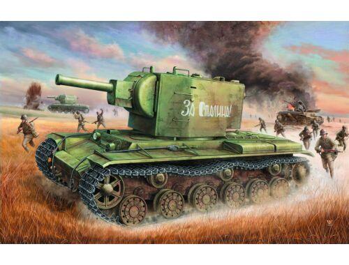 Trumpeter Russischer Panzer KV-2 1:35 (00312)