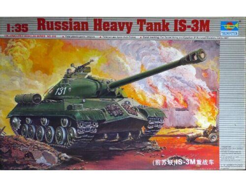 Trumpeter Russian Heavy Tank IS-3 M 1:35 (316)