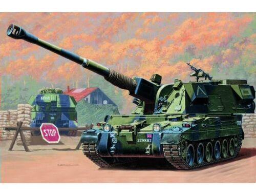 Trumpeter Britische 155 mm AS-90 Selbstfahrlafette 1:35 (00324)