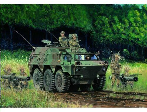 Trumpeter JGSDF Command Post 1:35 (326)
