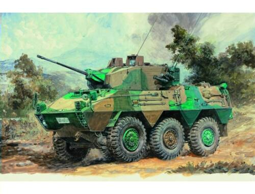 Trumpeter JGSDF Type 87 Vehicle 1:35 (327)