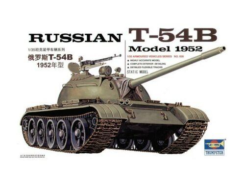 Trumpeter Russischer Panzer T-54B 1:35 (00338)