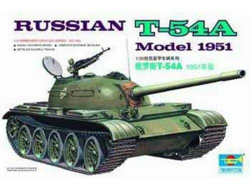 Trumpeter Russian Tank T-54A 1:35 (340)