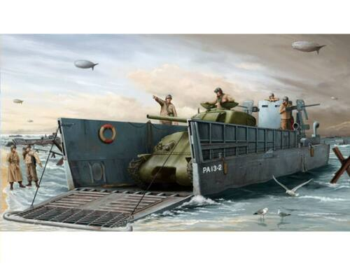 Trumpeter US NAVY LCM (3) Landing Craft 1:35 (347)
