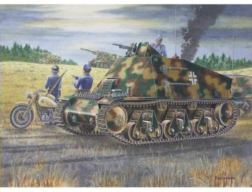 Trumpeter PzKpfw 38(H) Funk- u. Befehlswagen 1:35 (355)