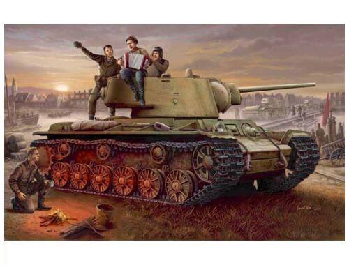 Trumpeter Russian KV-1 Model 1942 1:35 (360)