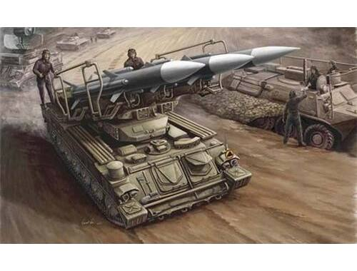 Trumpeter Russian SAM-6 Antiaircraft Missile 1:35 (361)