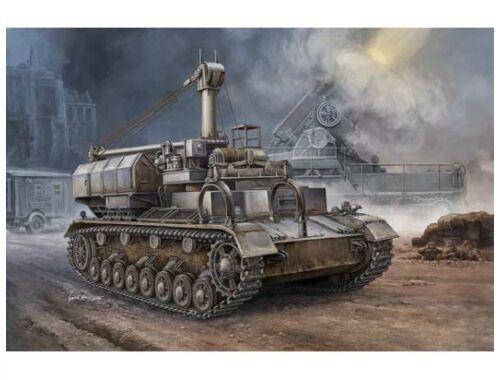 Trumpeter German Pz.Kpfw IV Ausf. D/E Fahrgestell 1:35 (00362)
