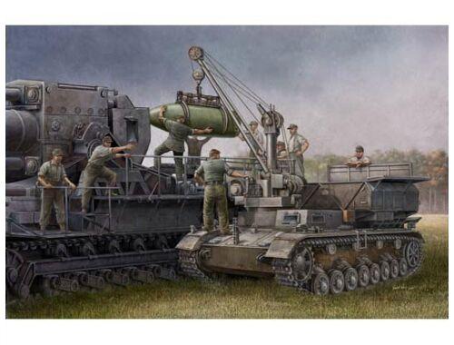 Trumpeter German Pz.Kpfw IV Ausf F Fahrgestell 1:35 (00363)