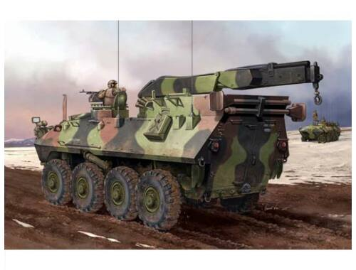 Trumpeter USMC LAV-R Light Armored Veh.Recovery 1:35 (00370)